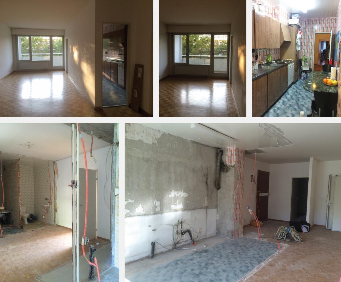 renovation appartement geneve